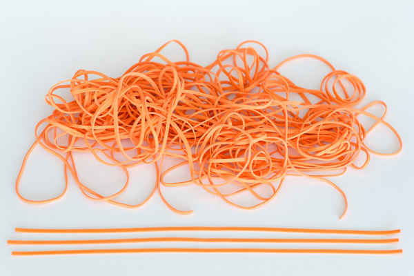Rubber Bands for Medical and Healthcare Equipment / PPE