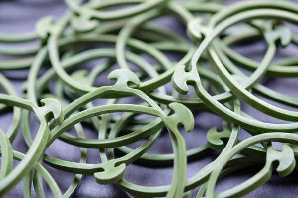 Silicon rubber bands